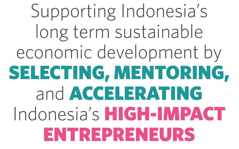Endeavor Indonesia Mission